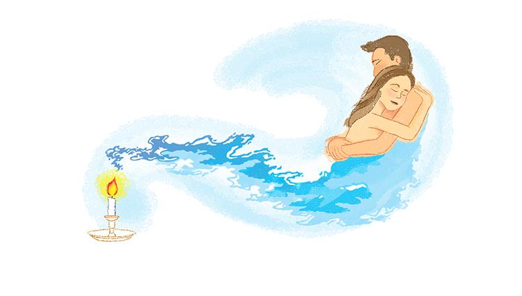 Imagem ilustrativa do texto de Fabrícia Hamu, Não boto fé no amor