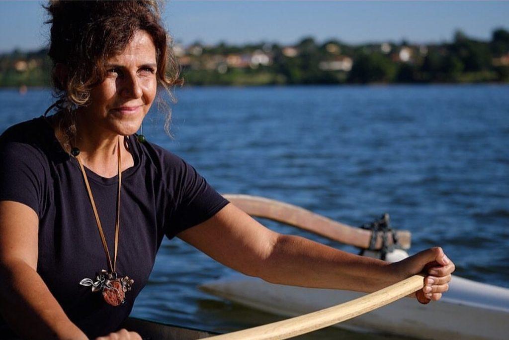 Taciana Collet escreve sobre envelhecimento no texto Serena idade