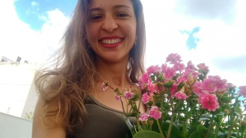 O Vaso de Flores