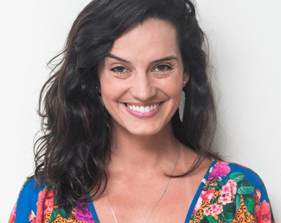 Isabelle Borges no blog Vida de Adulto