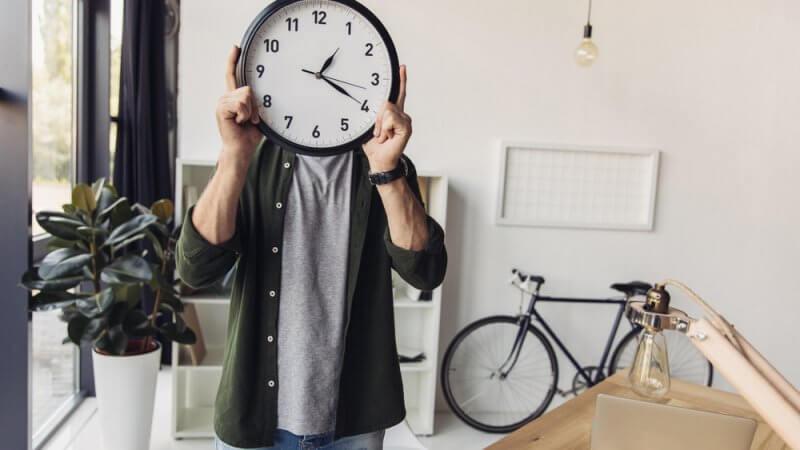 Foto ilustrativa para o texto sobre A arte de esperar