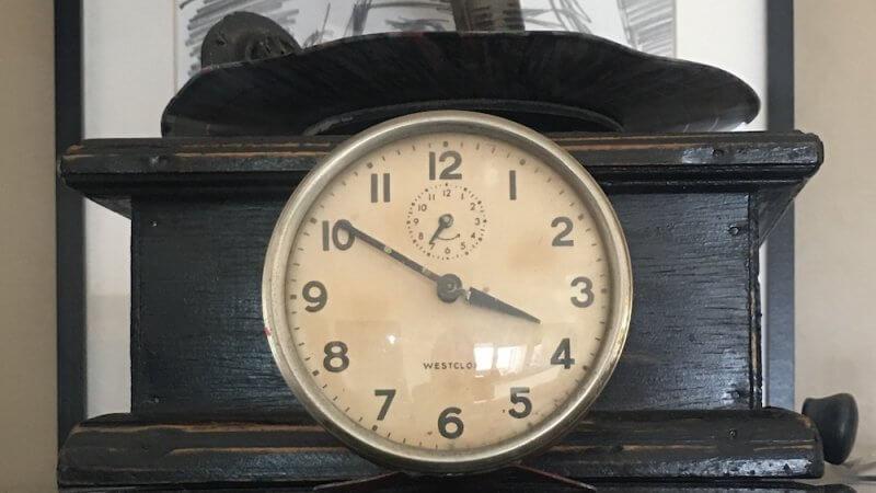 Marcas do tempo