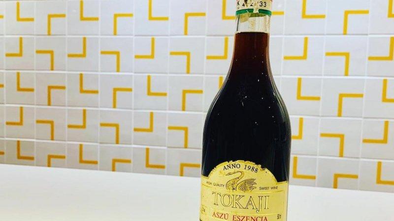 Mariana Londres tem uma história com o vinho Tokaji Aszú Eszencia e escreve sobre isso