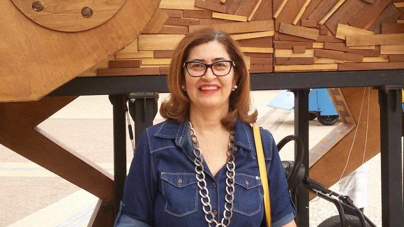 Margareth Moraes no blog Vida de Adulto