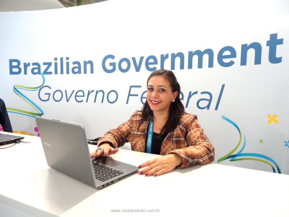 Juliana Ribeiro no Blog Vida de Adulto