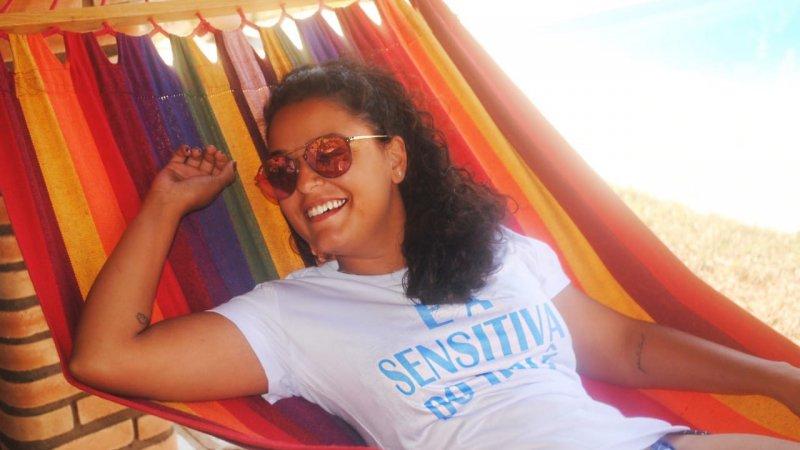 Letícia Araújo no blog Vida de Adulto