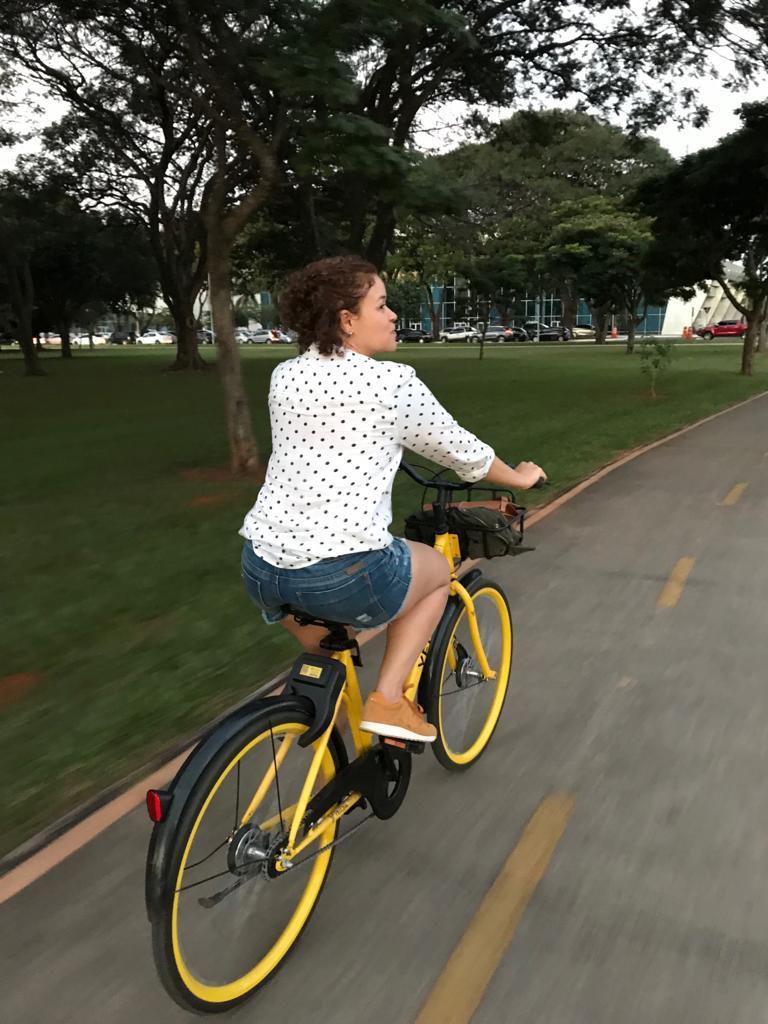 Patrícia de Paula Gomes no Blog Vida de Adulto