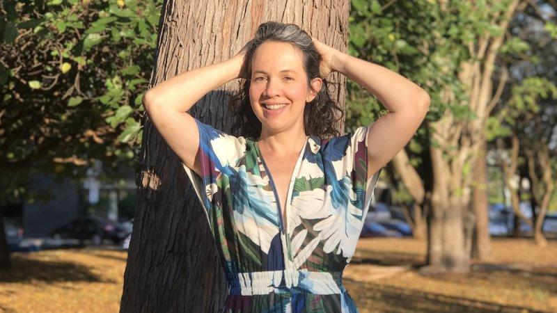 Taciana Collet no Blog Vida de Adulto