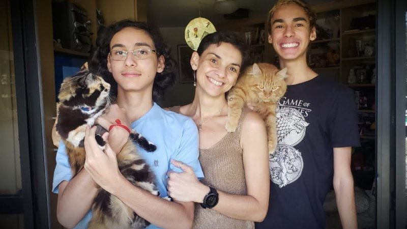 Claudia Brasil no Blog Vida de Adulto