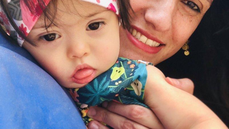 Nayla Nobre no Blog Vida de Adulto fala sobre maternidade atípica