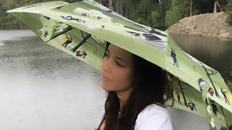 Roberta Elpidio escreve o texto Chuva de saudade no Blog Vida de Adulto