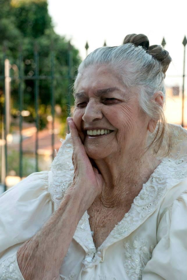 Fabrícia Meira no Blog Vida de Adulto fala da avó, noiva aos 99 anos