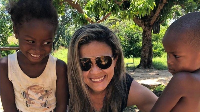 Maria Augusta de Castro Souza escreve sobre a comunidade Kalunga