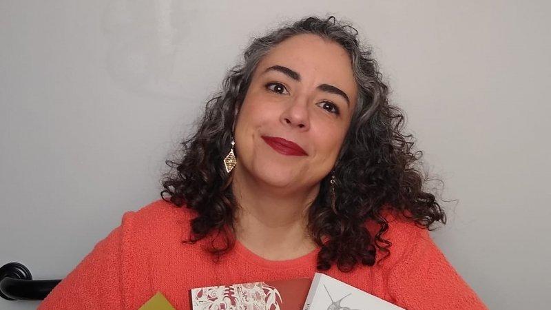 Patrícia Fernandes defende que Escrever cura